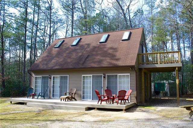 200 White Oak Lane, Heathsville, VA 22473 (#1825978) :: Abbitt Realty Co.