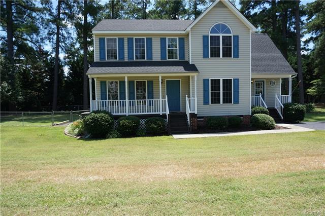 3025 Warfield Estates Terrace, Chester, VA 23831 (#1825994) :: Resh Realty Group
