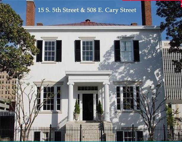 508 E Cary Street, Richmond, VA 23219 (MLS #1826093) :: Small & Associates