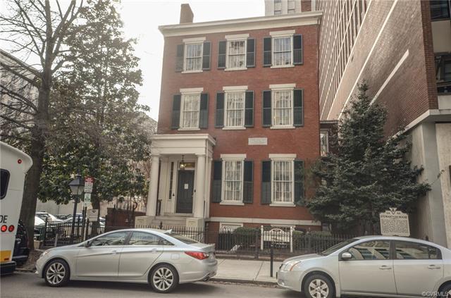 707 Franklin Street, Richmond, VA 23119 (MLS #1826174) :: Small & Associates