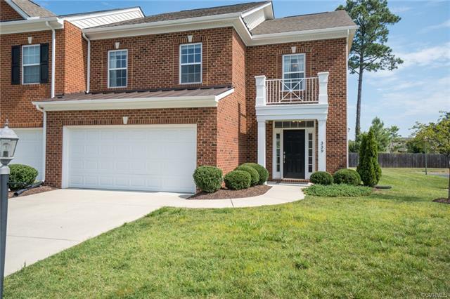 339 Clerke Drive, Glen Allen, VA 23059 (MLS #1826187) :: RE/MAX Action Real Estate