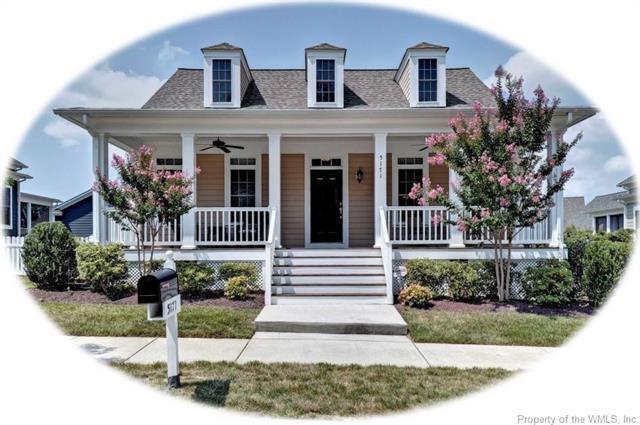 5171 Rollison Drive, Williamsburg, VA 23188 (MLS #1826199) :: The RVA Group Realty