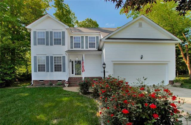 5607 Arbor Point Terrace, Chester, VA 23831 (#1826301) :: Resh Realty Group