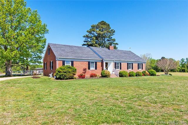 11133 Rolfe Highway, Surry, VA 23846 (MLS #1826363) :: Chantel Ray Real Estate