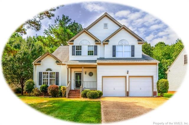 113 Charter House Lane, Williamsburg, VA 23188 (MLS #1826416) :: The Ryan Sanford Team