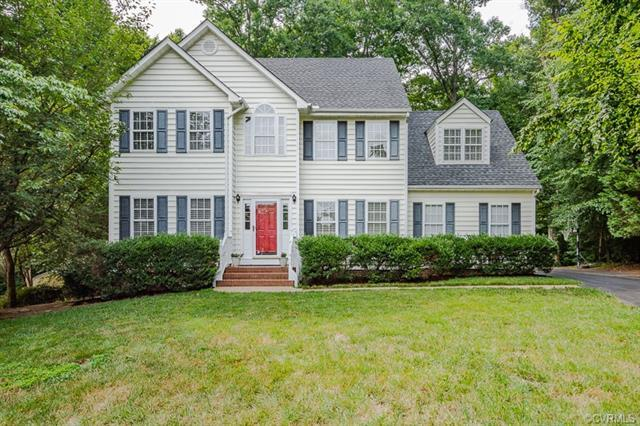 1648 Laurel Top Drive, Midlothian, VA 23114 (MLS #1826418) :: EXIT First Realty