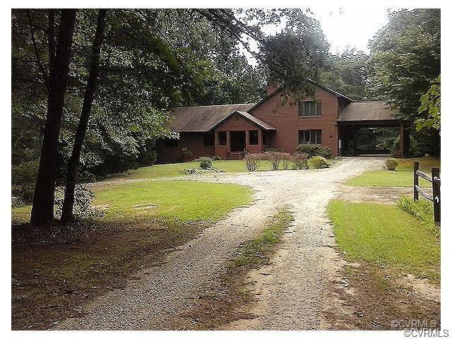 1526 Mill Quarter Road, Powhatan, VA 23139 (#1826479) :: Resh Realty Group