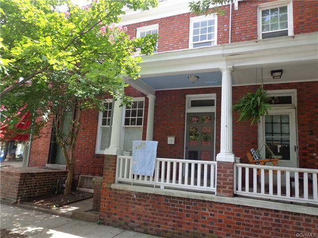 3 S Mulberry Street, Richmond, VA 23220 (MLS #1826481) :: Small & Associates