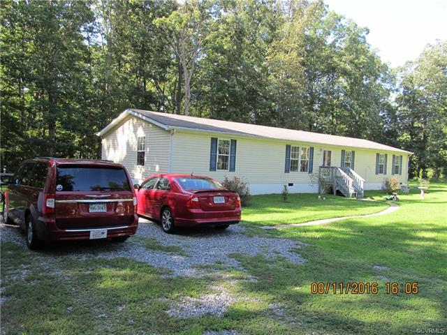 16295 Milford Street, Bowling Green, VA 22427 (MLS #1826519) :: Explore Realty Group