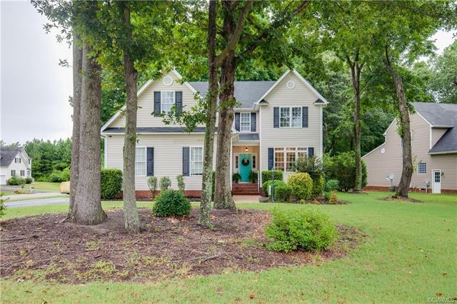 7736 Willow Dance Road, Mechanicsville, VA 23111 (MLS #1826568) :: EXIT First Realty