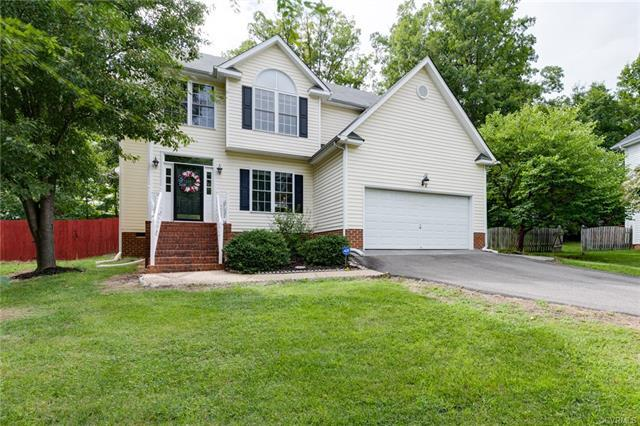 2205 Flat Branch Court, Henrico, VA 23233 (MLS #1826572) :: RE/MAX Action Real Estate