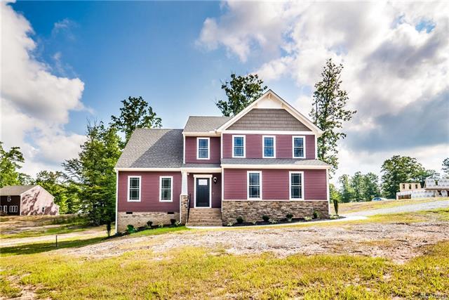 11520 Oakfork Drive, New Kent, VA 23124 (MLS #1826800) :: Chantel Ray Real Estate