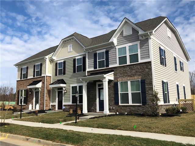 3405 Argent Lane U-C, Chesterfield, VA 23237 (MLS #1826975) :: Chantel Ray Real Estate