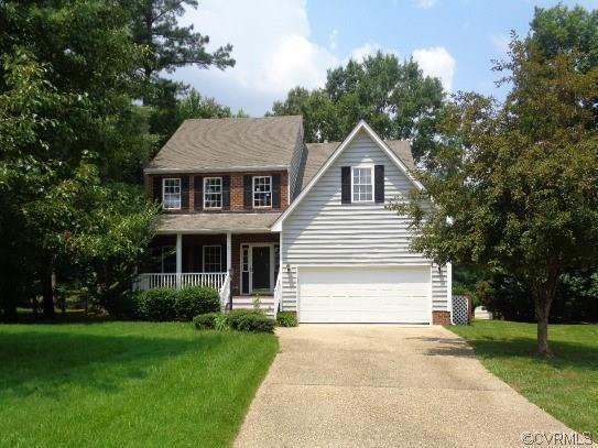 14312 Ashdale Way, Chesterfield, VA 23832 (MLS #1827027) :: Chantel Ray Real Estate