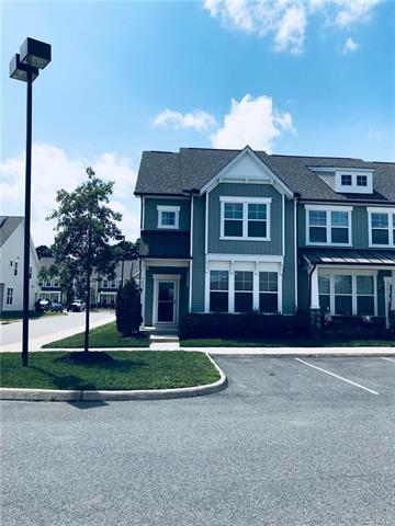 8031 Ellendale Drive #8031, Mechanicsville, VA 23116 (MLS #1827329) :: RE/MAX Action Real Estate