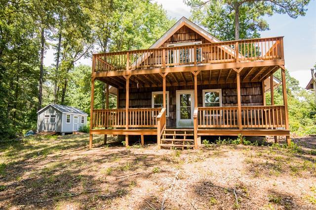 300 Maple Lane, Heathsville, VA 22473 (#1827338) :: Abbitt Realty Co.