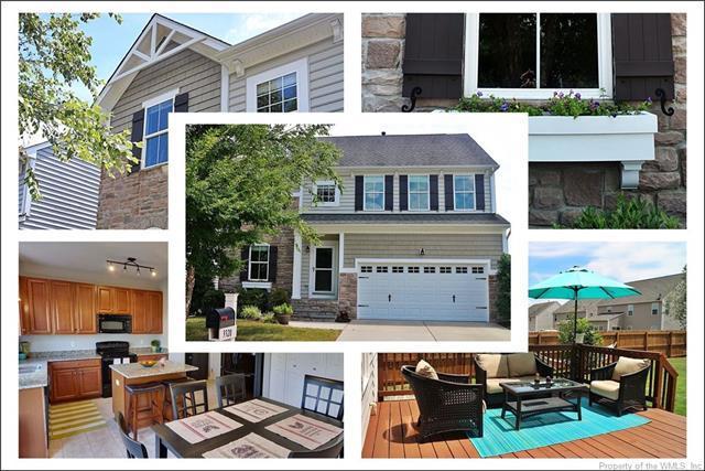 3320 Geddy Terrace, Toano, VA 23168 (MLS #1827342) :: The RVA Group Realty