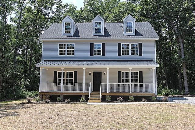 10307 New Britton Road, Hanover, VA 23116 (#1827462) :: Abbitt Realty Co.