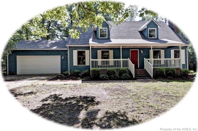 144 John Rolfe Lane, Williamsburg, VA 23185 (MLS #1827473) :: The Ryan Sanford Team