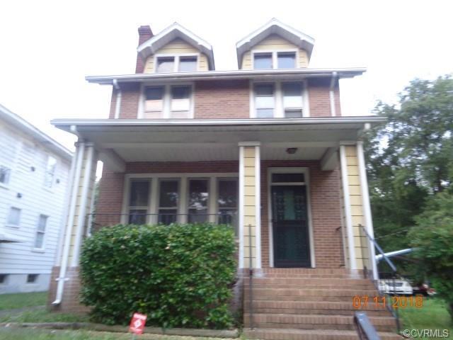 3015 4th Avenue, Richmond, VA 23222 (MLS #1827617) :: Chantel Ray Real Estate
