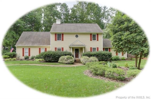 127 Westward Ho, Williamsburg, VA 23188 (MLS #1827651) :: The RVA Group Realty