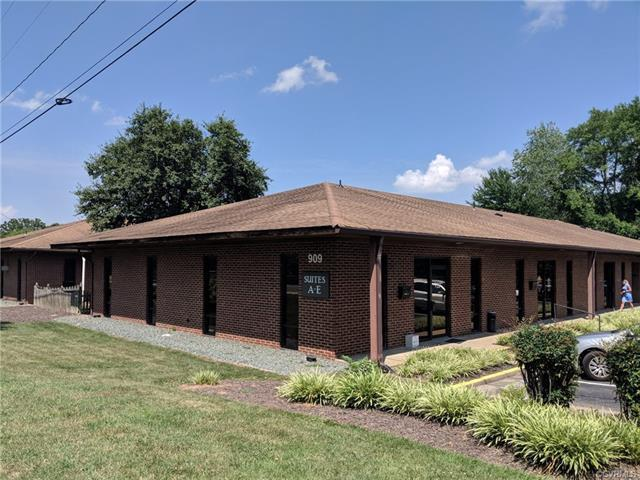 909 - Suite I Hioaks Road, Richmond, VA 23225 (MLS #1827686) :: EXIT First Realty