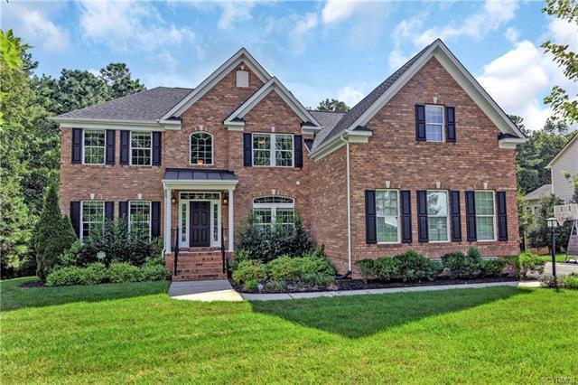 5913 Red Setter Lane, Moseley, VA 23120 (MLS #1827768) :: Chantel Ray Real Estate