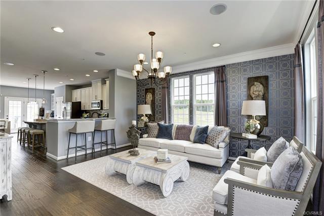 420 Crofton Village Terrace Fb, Chesterfield, VA 23114 (MLS #1827989) :: Chantel Ray Real Estate
