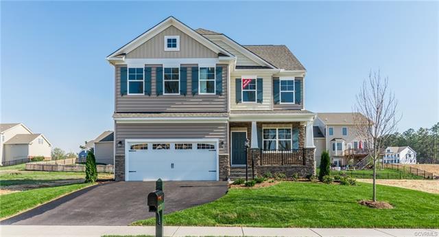 16019 Lost Crop Drive, Moseley, VA 23120 (MLS #1827993) :: Chantel Ray Real Estate