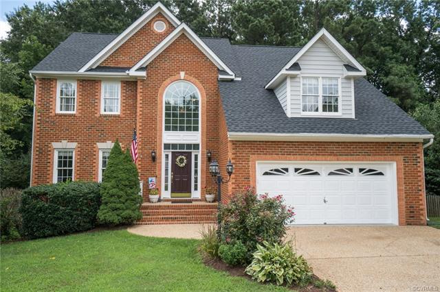 11006 Ridgebrook Drive, Mechanicsville, VA 23116 (#1828066) :: Abbitt Realty Co.