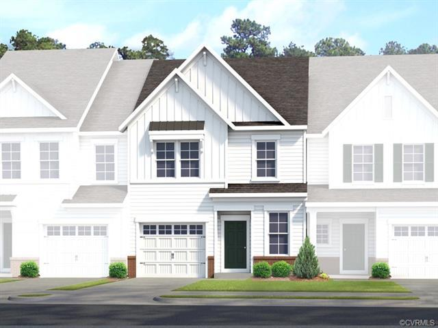 7021 Desert Candle Drive 6 H, Moseley, VA 23120 (MLS #1828177) :: Chantel Ray Real Estate