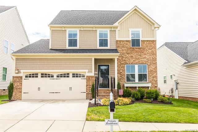 9036 Annex Lane, Mechanicsville, VA 23116 (MLS #1828209) :: Chantel Ray Real Estate