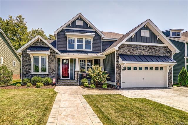 3907 Graythorne Drive, Chesterfield, VA 23112 (MLS #1828365) :: Chantel Ray Real Estate