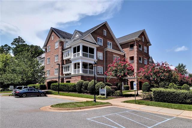 1203 Eaglescliffe #1203, Williamsburg, VA 23188 (MLS #1828394) :: The RVA Group Realty