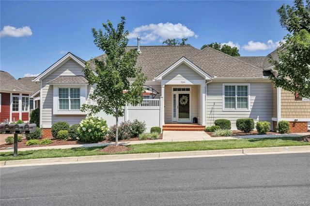 9341 Amberleigh Circle #9341, North Chesterfield, VA 23236 (MLS #1828488) :: Explore Realty Group