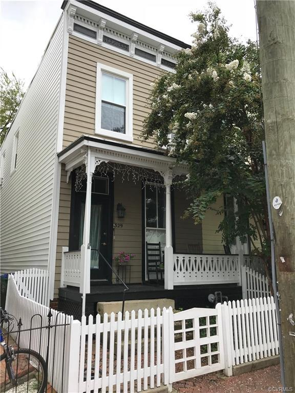 329 S Pine Street, Richmond, VA 23220 (MLS #1830080) :: Small & Associates