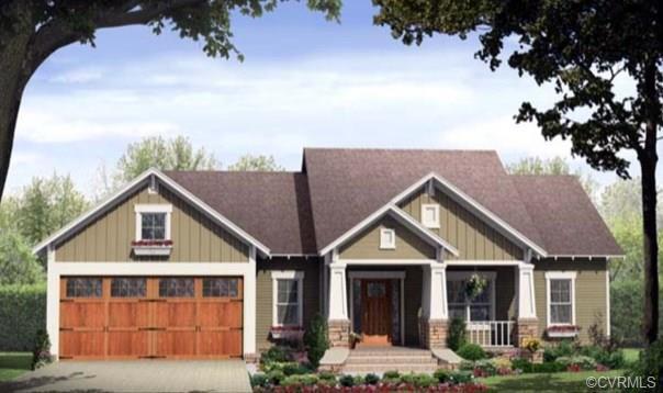 2215 French Hill Terrace, Powhatan, VA 23139 (#1830234) :: Abbitt Realty Co.