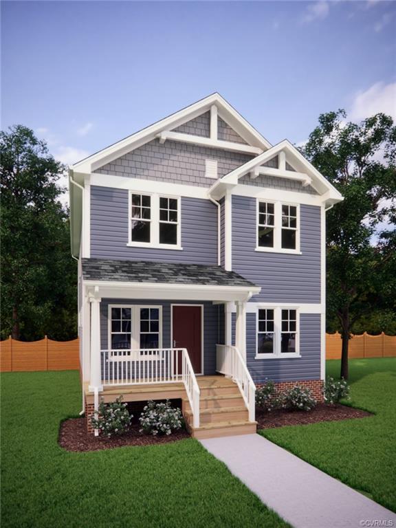 130 Liberty Avenue, Henrico, VA 23223 (#1832343) :: Abbitt Realty Co.