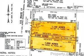 2+ acres George Washington Memorial Highway, Hayes, VA 23072 (#1832609) :: Abbitt Realty Co.