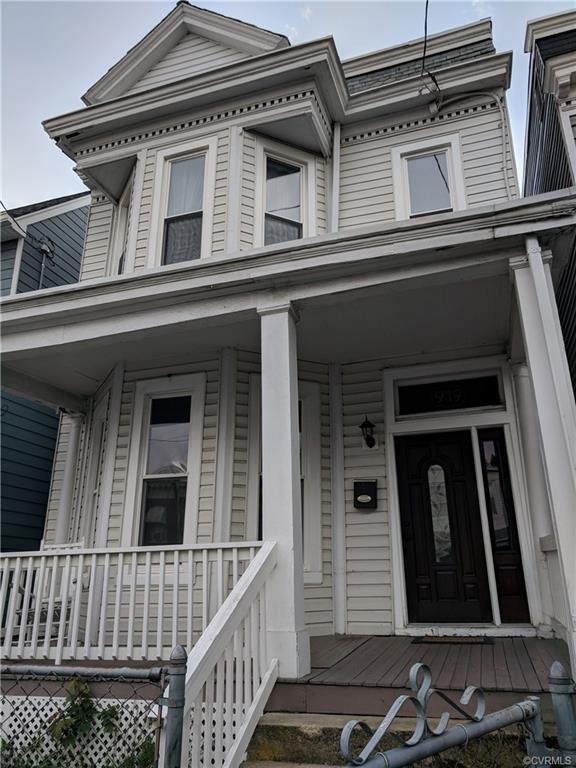 919 N 27th Street, Richmond, VA 23223 (MLS #1832792) :: Small & Associates