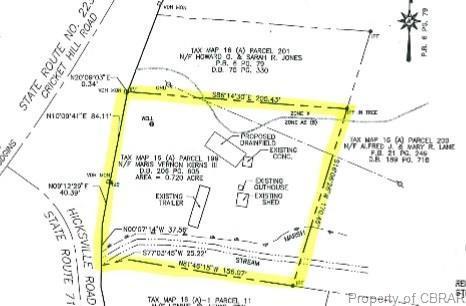 0.72 acre Cricket Hill Road - Photo 1