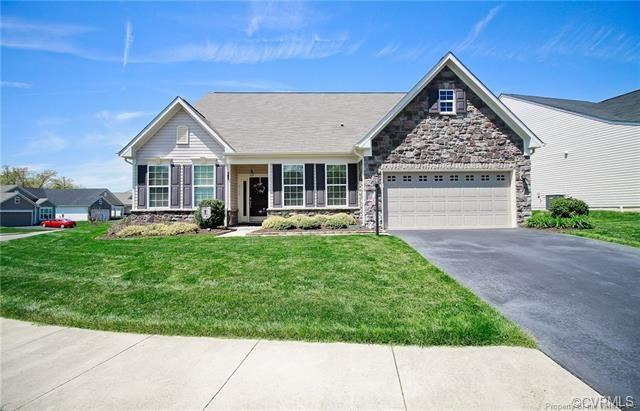 8355 E Lord Botetourt Loop, New Kent, VA 23124 (MLS #1833269) :: The Ryan Sanford Team
