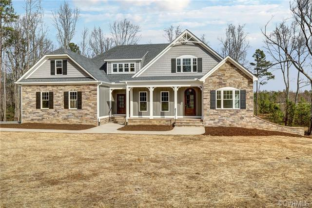 2041 Jockey Ridge Road, Maidens, VA 23102 (MLS #1833272) :: The Ryan Sanford Team