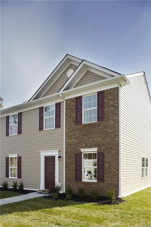 1511 Watch Tower Lane A6, Henrico, VA 23228 (MLS #1833563) :: Explore Realty Group