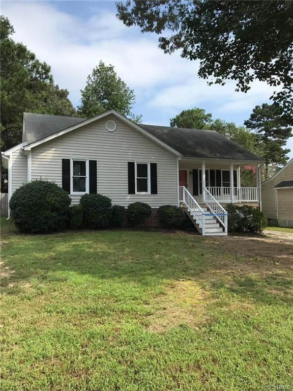 6164 Winding Hills Drive, Mechanicsville, VA 23111 (MLS #1833599) :: EXIT First Realty
