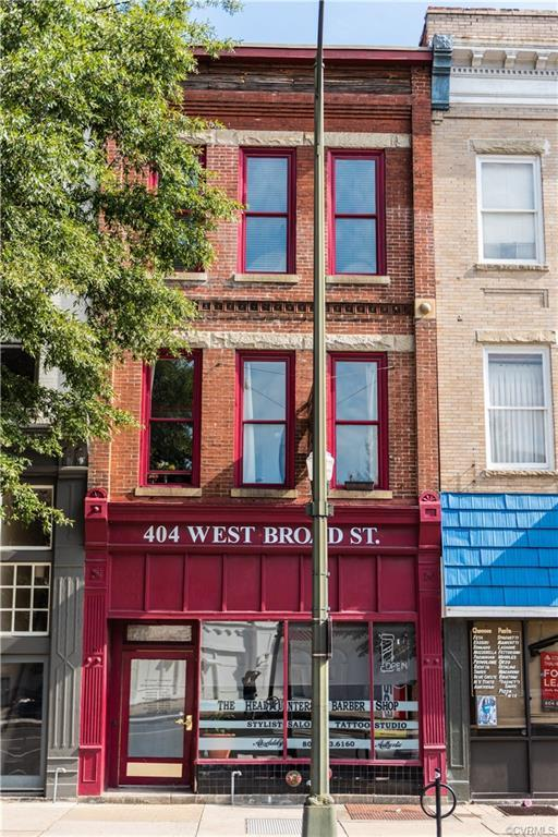 404 W Broad Street, Richmond, VA 23220 (MLS #1833832) :: Small & Associates