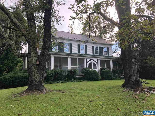 15608 W River Road, Fluvanna, VA 23022 (MLS #1833862) :: Small & Associates