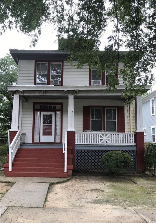 2913 Edgewood Avenue, Richmond, VA 23222 (#1834220) :: Abbitt Realty Co.
