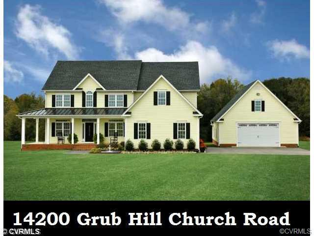 14200 Grub Hill Church Road, Amelia, VA 23002 (MLS #1835008) :: The RVA Group Realty