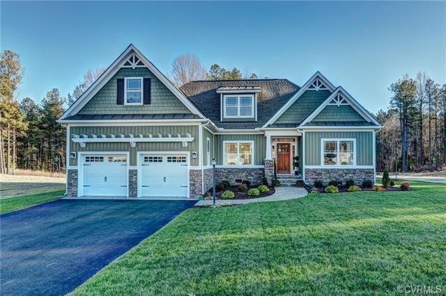 11269 Ashland Park Drive, Ashland, VA 23005 (#1835052) :: Abbitt Realty Co.